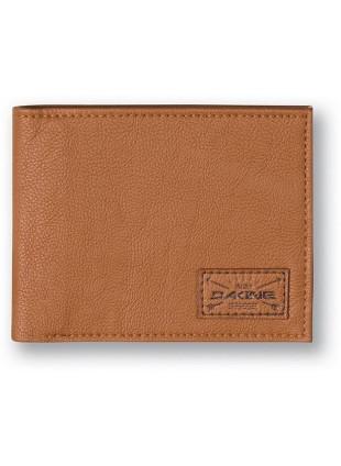 Peněženka Dakine Riggs Coin Wallet Brown
