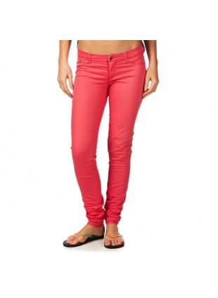kalhoty Roxy Kassia Flat cerise