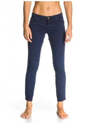 kalhoty Roxy Skinny Crop Paisley navy