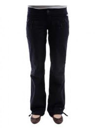Roxy HANDSOME black kalhoty