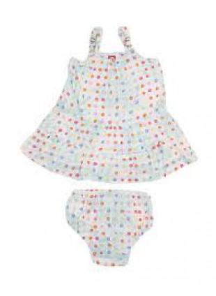 Roxy BABY SET šaty a kalhotky molokai 18 měsíců