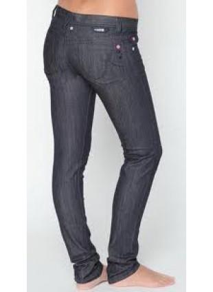Roxy PISMO blue rinse skinny jeans