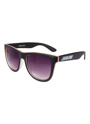 sluneční brýle Santa Cruz Bench Sunglasses black orange