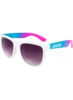 sluneční brýle SANTA CRUZ - Jammer Fade Sunglasses White Fade (WHITE FADE)