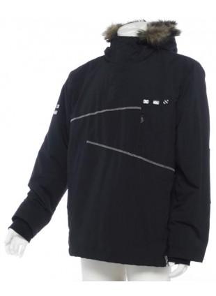 zimní bunda QUIKSILVER SKATS black