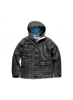 Nugget Arthur rook plaid zimní bunda