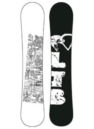 pánský snowboard LTB Star Standart white 160cm