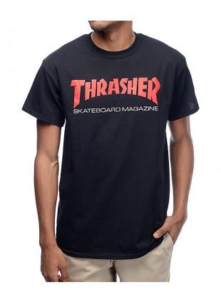 Triko Thrasher Two-Tone Skate mag black