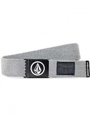 Pásek Volcom Circle belt heather grey