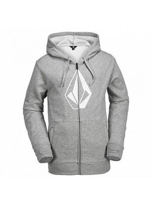 Mikina Volcom JLA Stone zip fleece