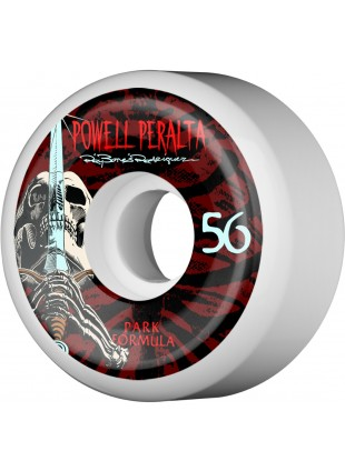 kolečka Powell Peralta Rodriguez Skull and Sword PF Skateboard Wheels 56mm 103A 4pk