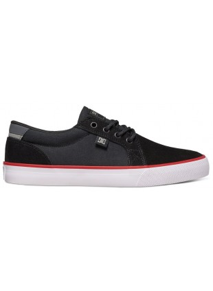 Boty DC Council S black white red