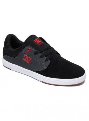 Boty DC Plaza TC S black/dk grey/athletic red