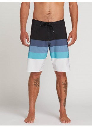 Volcom Lido Liney Mod Boardshorts vintage blue