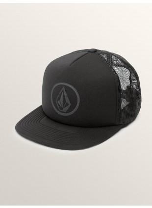kšiltovka Volcom Full Frontal Cheese Hat black