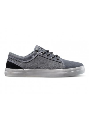 Boty DVS Aversa+ grey black canvas