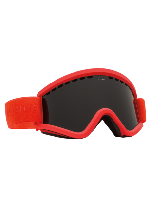 brýle Electric EGV Solid Orange/ Jet Black