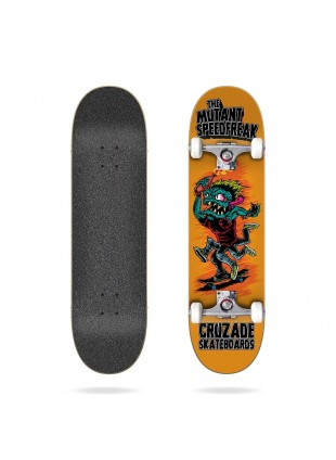 "komplet skateboard The Mutant Speedfreak 8.0""x31.85"" Cruzade Complete"