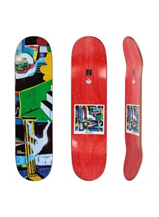"""Deska Polar Skate Co. Nick Boserio Memory Palace 8,625"""""""