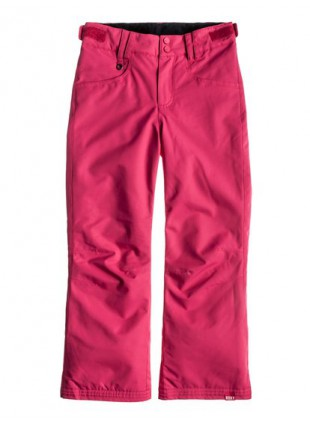 kalhoty Roxy girl CAB bright rose