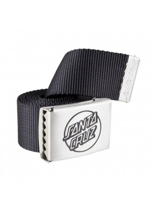 pásek SANTA CRUZ Opus Belt Black