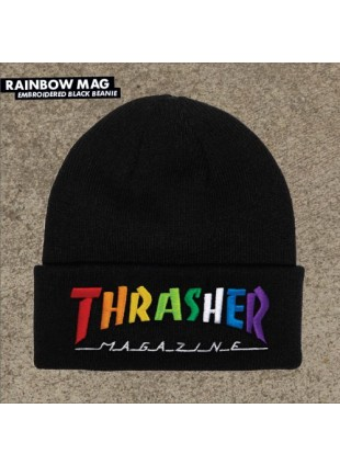 Kulich Thrasher Rainbow Black