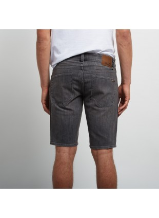 KRAŤASY VOLCOM VORTA jeans short vertiver grey