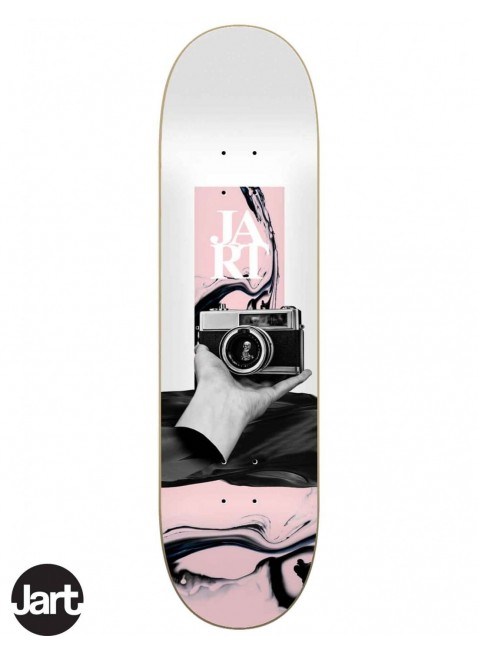 """deck jart abstraction 8,125"""" high concave"""