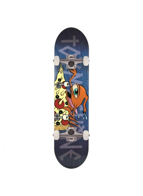 """komplet TOY MACHINE - Pizza Sect Complet Dark Green 7,75"""""""