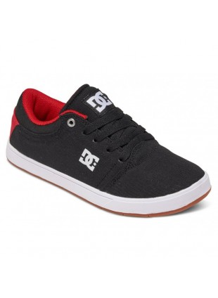 Boty DC Crisis TX black red white