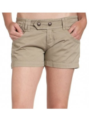 DC STIFFLER tan short