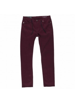 Kalhoty Element E02 Slim Straight Jeans napa red