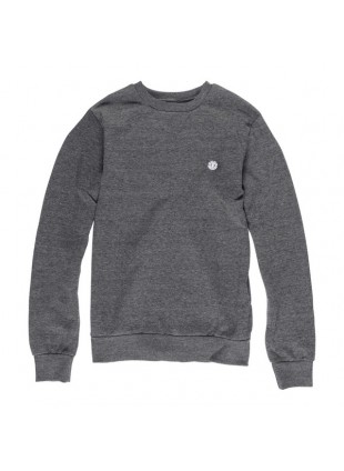 mikina Element Protected Crew Charcoal Heather