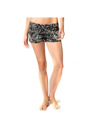 kraťasy Fox Nightrider Short black