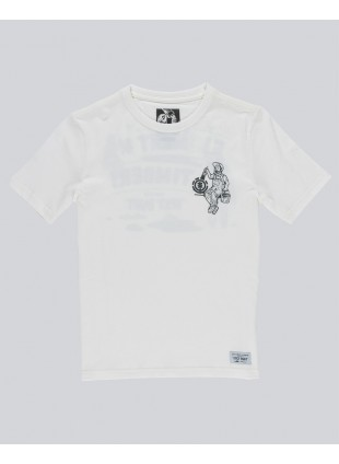 triko Element Crew Backprint T-Shirt Boy - Timber! Spilt Paint Collection