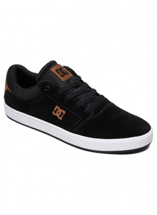 boty Dc CRISIS BLACK BROWN BLACK