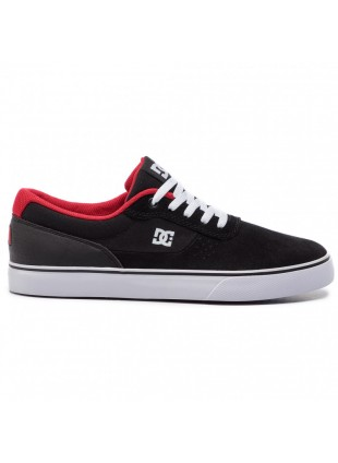 boty Dc SWITCH black athletic red